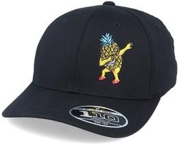 Dabbing Pineapple Black 110 Adjustable - Iconic