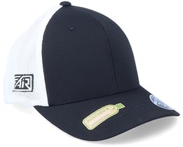 Organic Fair Logo Black/White 110 Trucker - Fair