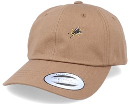Real Wasp Brown Dad Cap - Iconic
