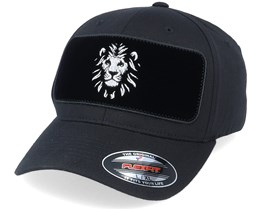 Alpha Lion Velvet Black Flexfit - Iconic