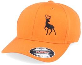 Red Deer Orange Flexfit - Hunter