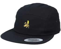 Banana Black 5-Panel - Iconic