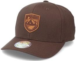 Starry Mountain Patch Brown 110 Adjustable - Wild Spirit