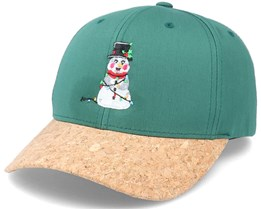 Christmas Snowman Spruce/Cork Adjustable - Iconic