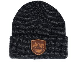 Starry Mountain Patch Brown/Reflective Black - Wild Spirit