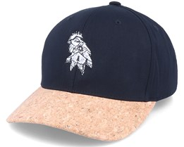 Rooster Mountain Black/Cork Adjustable - Iconic