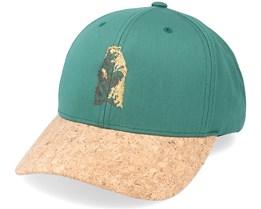 Prancing Bear Spruce/Cork Adjustable - Hunter